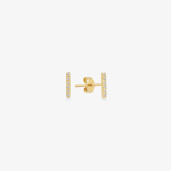 Bar Earring - Gelin Diamond