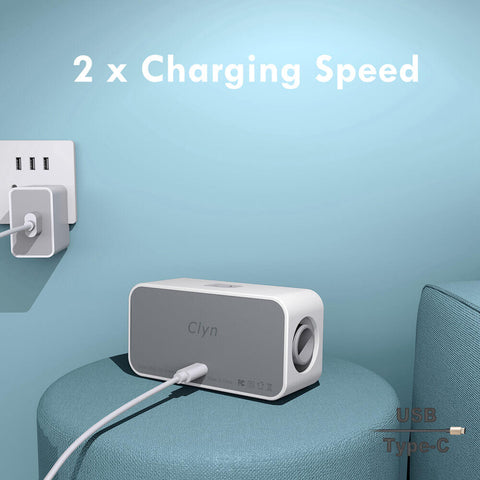 Clyn-cpap-cleaner-bundle-fast-charging-technology