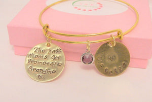 Adjustable bangle bracelet, Hand stamped jewelry, mommy jewelry, personalized, engraved jewelry,  personalized jewelry,  stamped jewelry