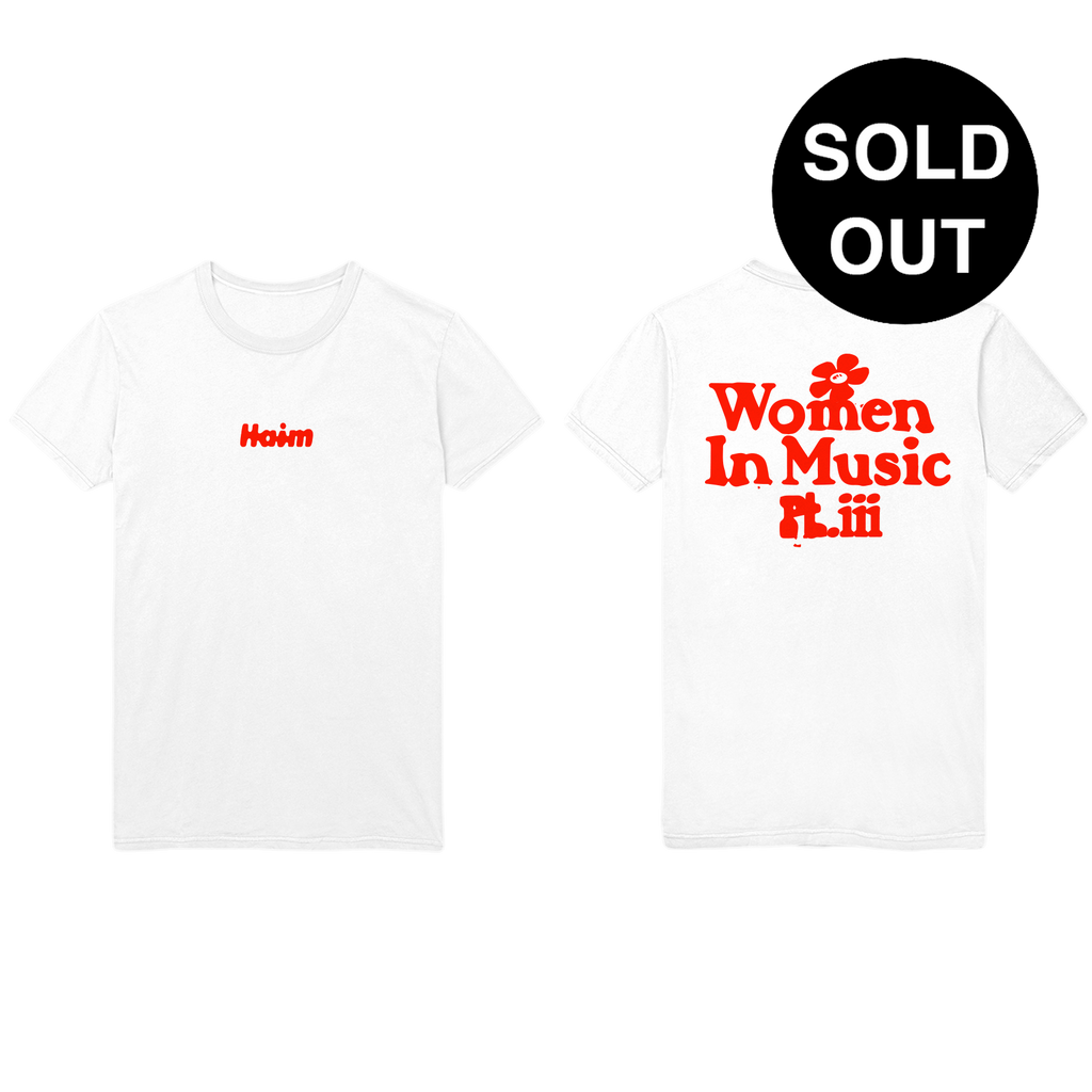 WIMPIII Red Logo Tee