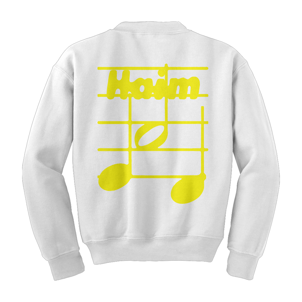 Women In Music Pt. III Crewneck + Album-Haim