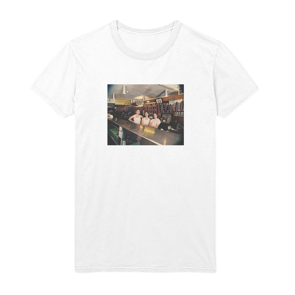Women in Music Pt. III Tee + Album-Haim
