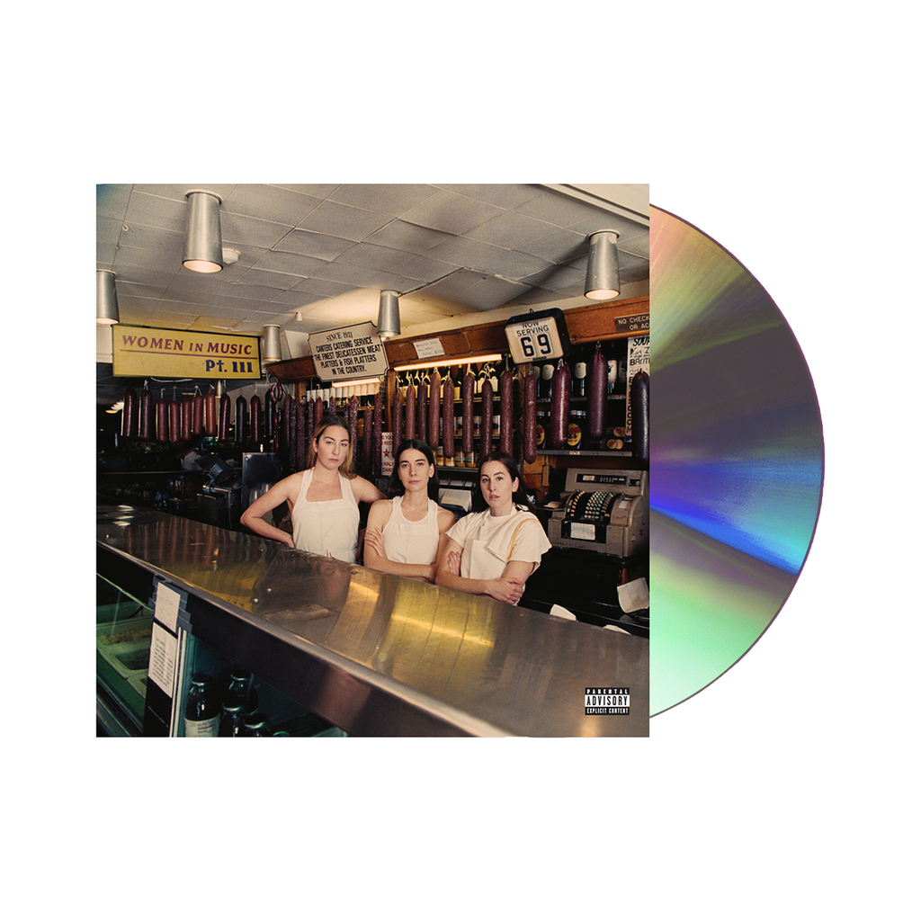 Women in Music Pt. III CD-Haim