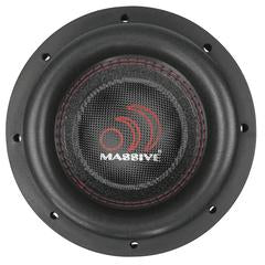 "Massive Audio HIPPOXL82R 8"" 1800 Watt Dual 2 Ohm Voice Coil Subwoofer"