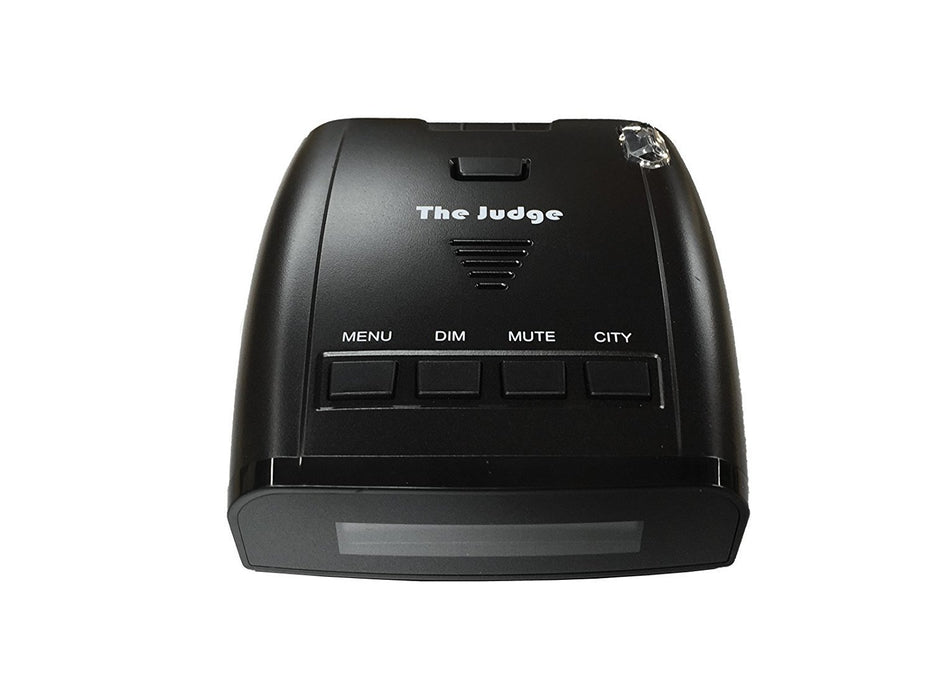 Rocky Mountain Radar 'The Judge' Radar Detector 2.0 OLED City/Highway