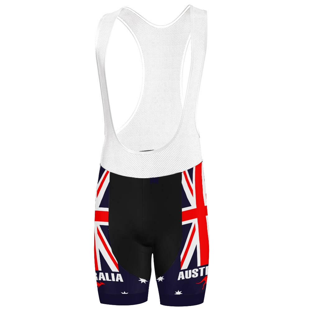Australia Bib Shorts Cycling Bib Shorts for Women
