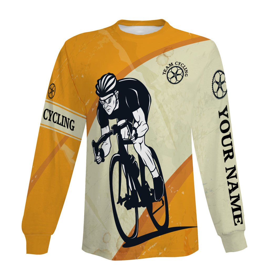 Customized Cycling Short Sleeve, Zip Up Hoodie, Long Sleeve, Hoodie For Men