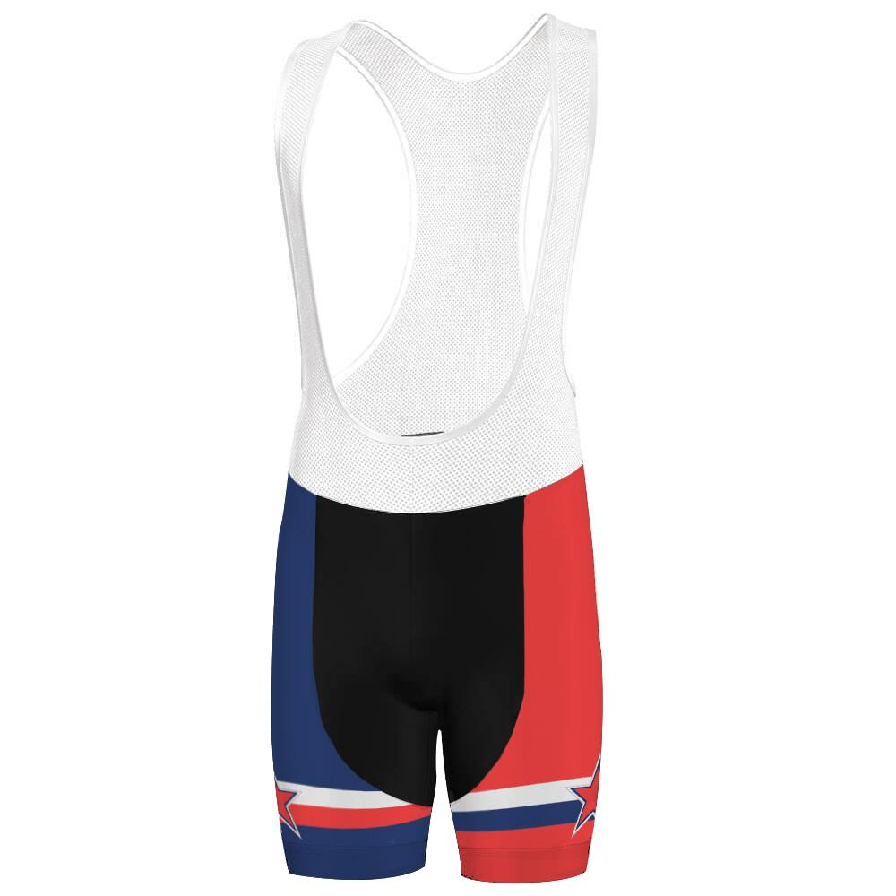 Texas Bib Shorts Cycling Bib Shorts for Men