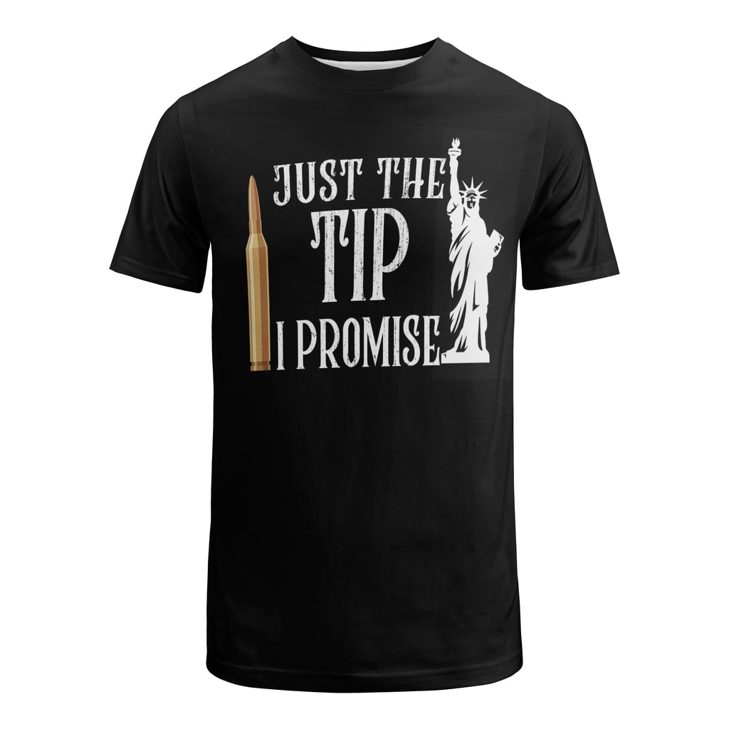Just The Tip I Promise Biking Jersey, Men's Cycling Long Sleeve, Short Sleeve, Zip Up Hoodie And Hoodie