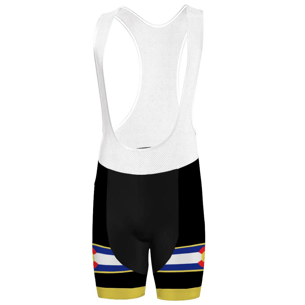 Colorado Cycling Bib Shorts for Men