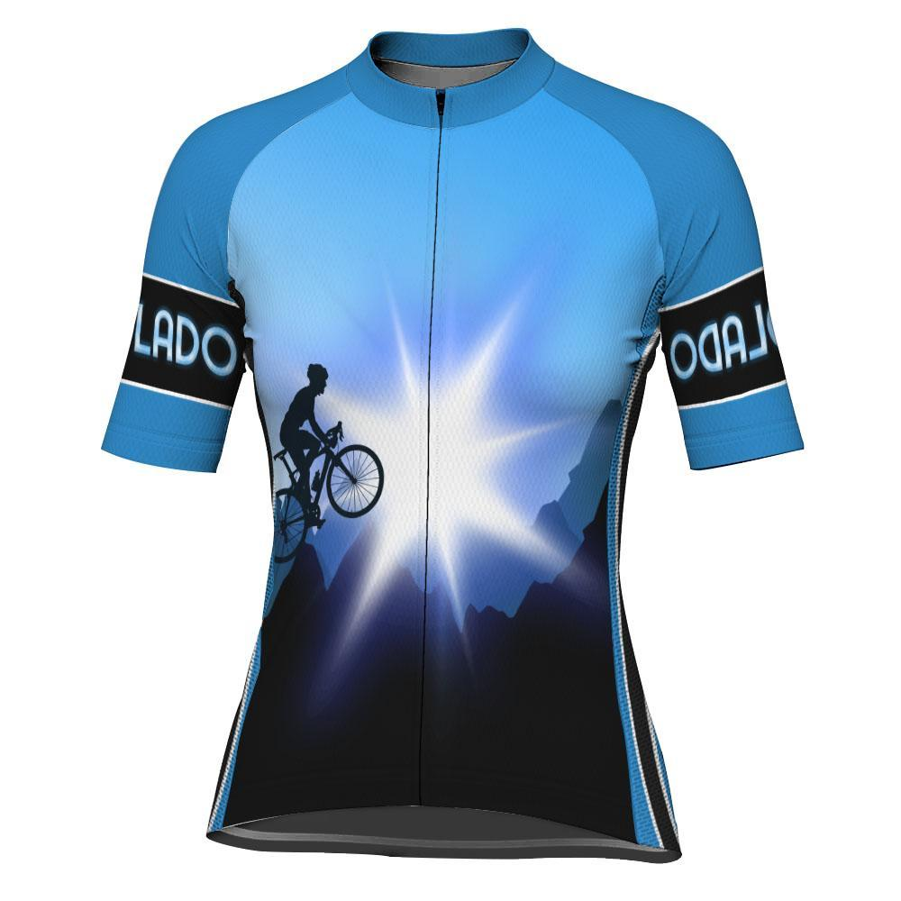 Colorado Short Sleeve Cycling Jersey for Women