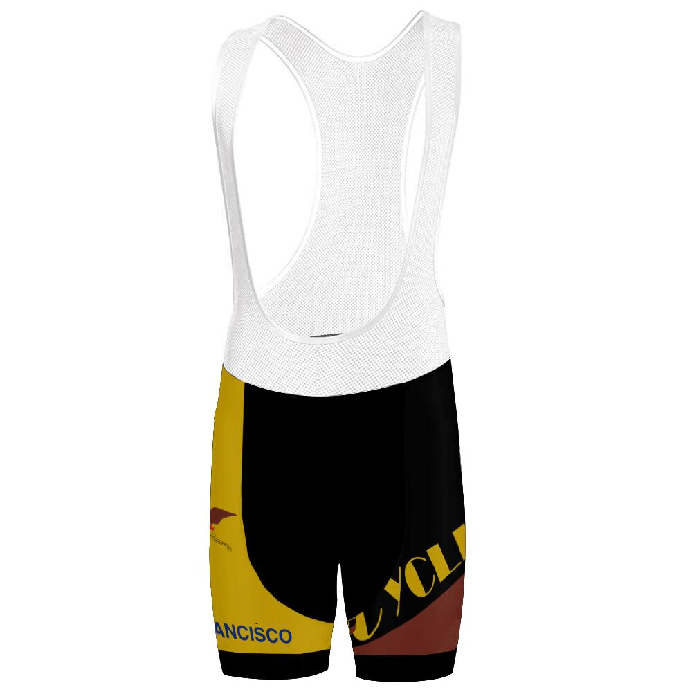 San Francisco Bib Cycling Bib Shorts for Men