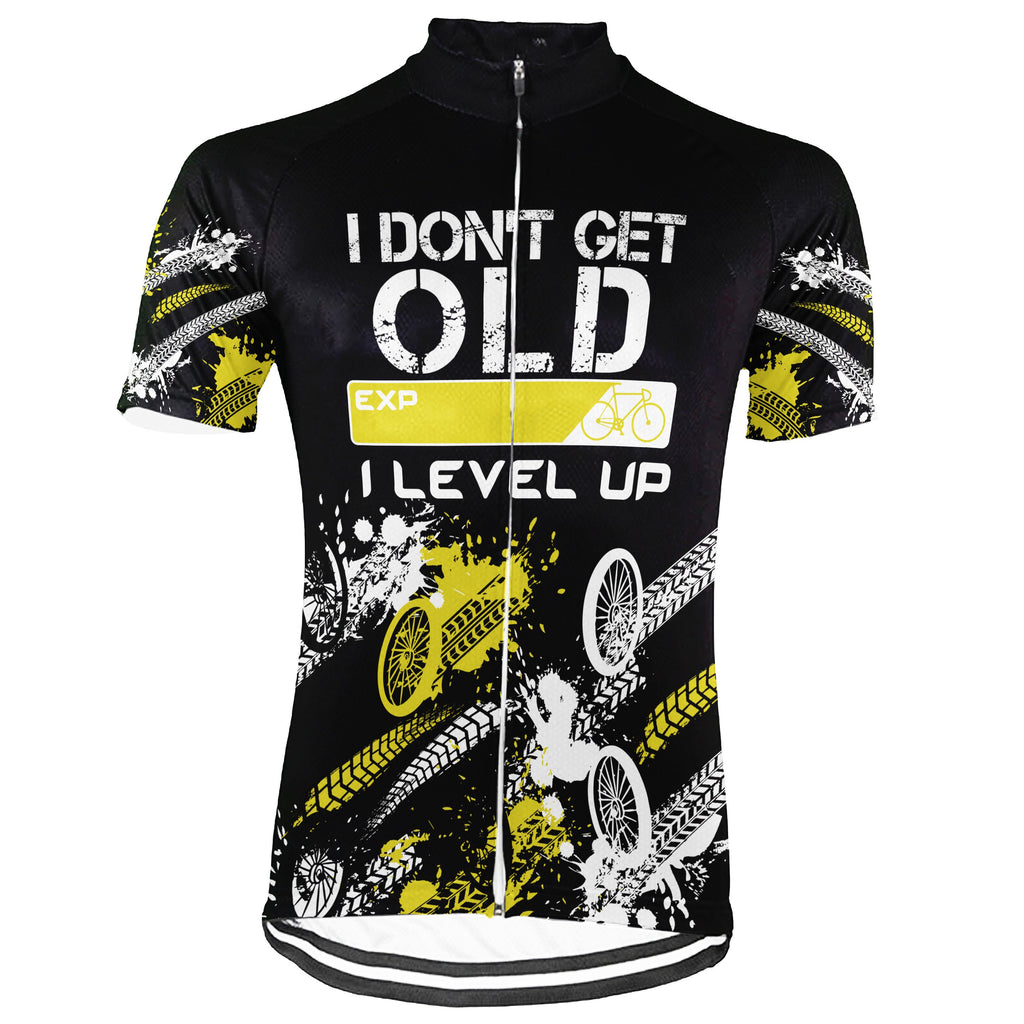 Customized Cycling Jersey Short Sleeve for Men