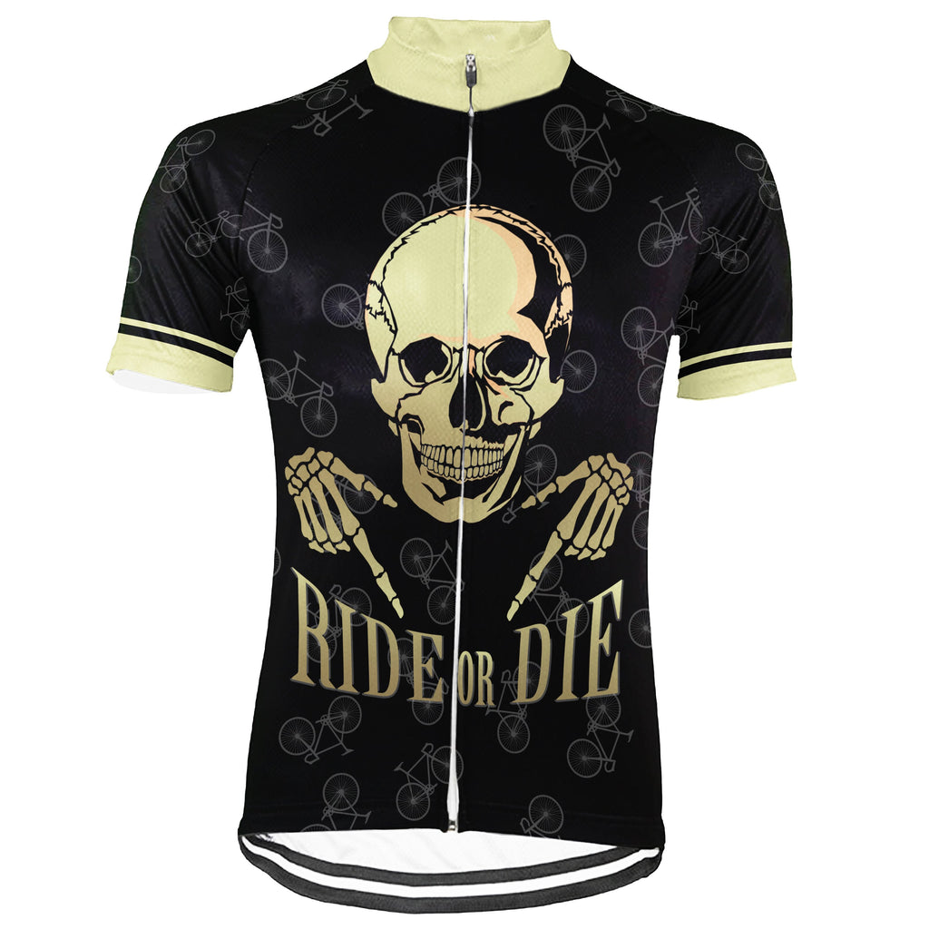 Customized Mtb Short Sleeve Cycling Jersey for Men
