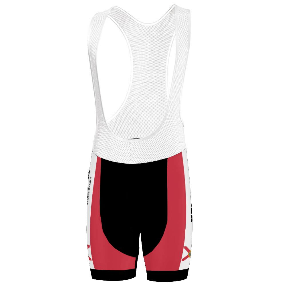 Florida Bib Cycling Bib Shorts for Men