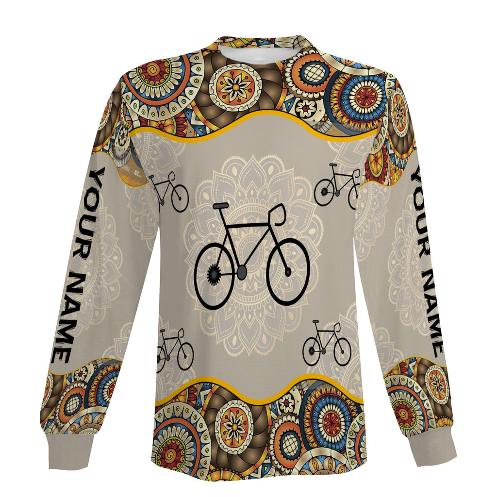 Men's Personalized Cycling Short Sleeve, Long Sleeve, Hoodie And Zip Up Hoodie-Great Gift Ideas