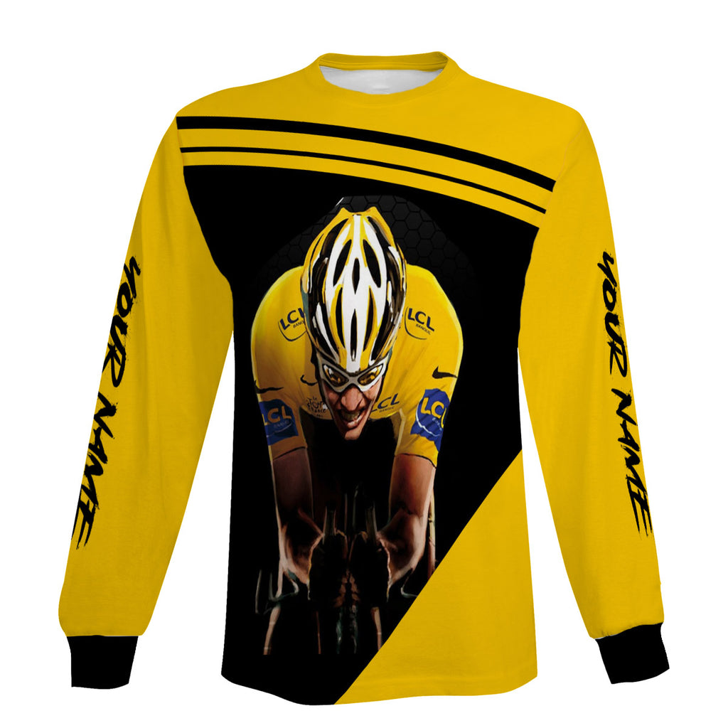 Cycling Short Sleeve, Zip Up Hoodie, Long Sleeve, And Hoodie- Personalized Jesey For Men