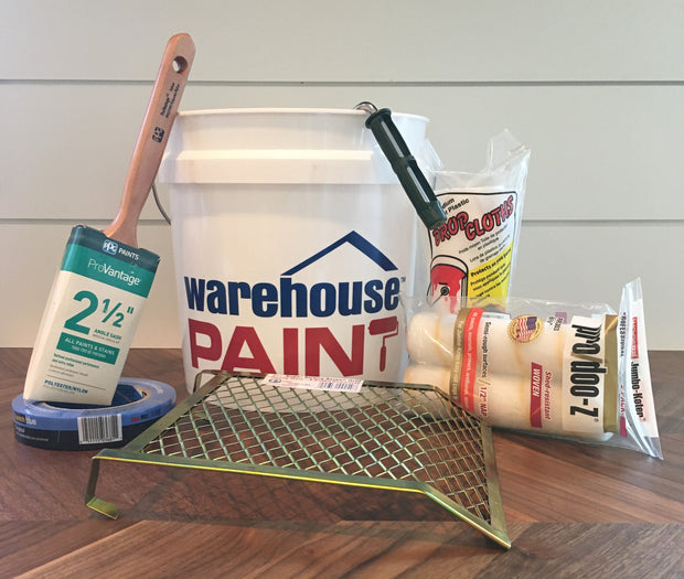 2-GALLON PAINT KIT