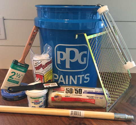5-GALLON PAINT KIT