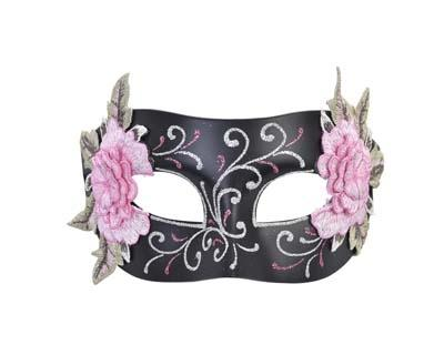 MASK EYE ARIA PINK AND BLACK