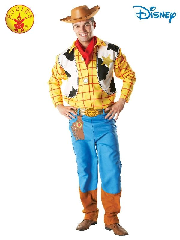 COSTUME WOODY DELUXE STD
