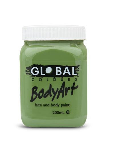 BODY PAINT GREEN OXIDE 200ML POT