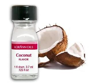 FLAVOUR OIL LORANN COCONUT 3.7ML