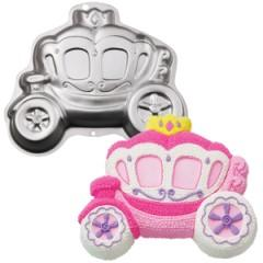 HIRE CAKE TIN PRINCESS CARRIAGE- Phone To Hire