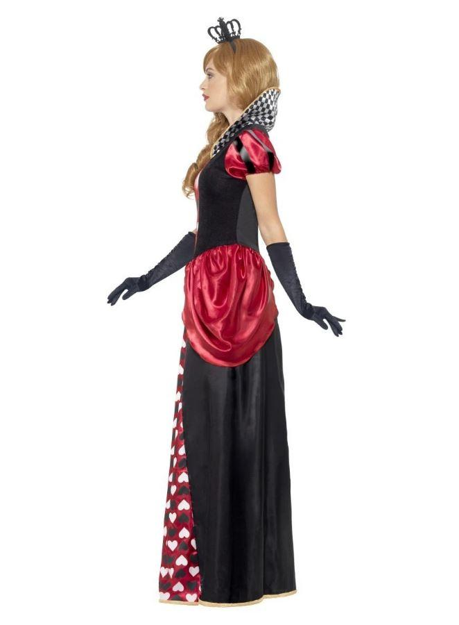 COSTUME ADULT RED QUEEN LARGE