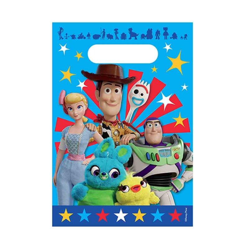 TOY STORY 4 LOOTBAGS PK/8