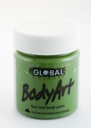FACE PAINT GREEN OXIDE 45ML TUB