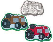 HIRE CAKE TIN TRACTOR- Phone To Hire