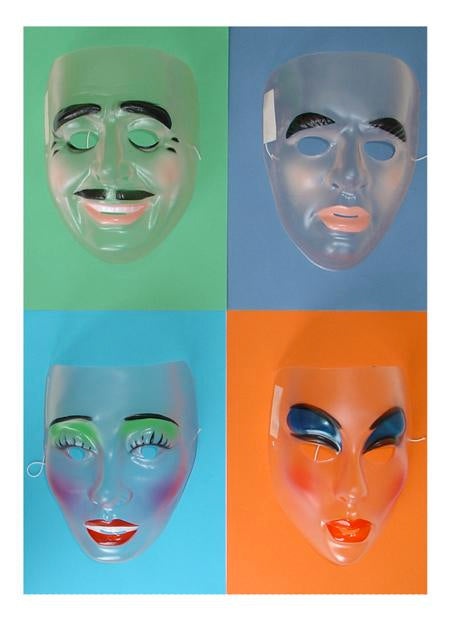 MASK SECRET AGENT ASSORTED