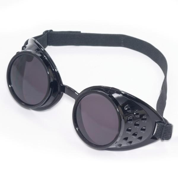GLASSES STEAMPUNK GOGGLES