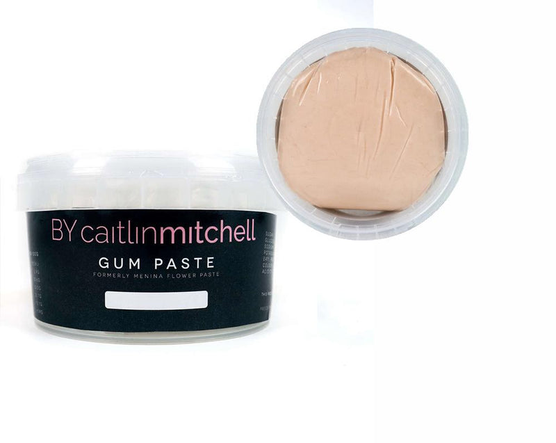 BY CAITLIN MITCHELL GUM PASTE FLESH 225G