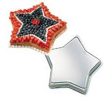 HIRE CAKE TIN STAR- Phone To Hire