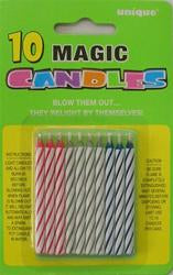 CANDLE MAGIC RELIGHTING PACK 10