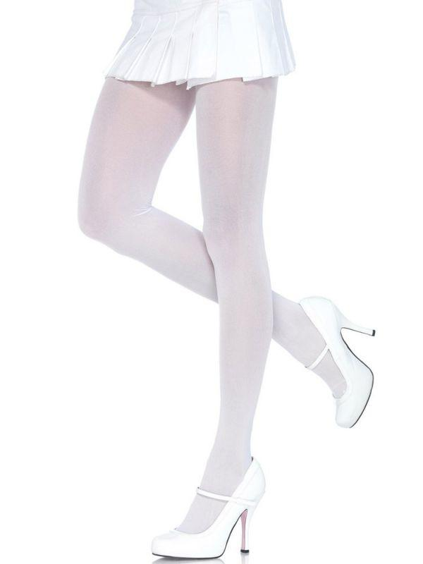 PANTYHOSE TIGHTS WHITE