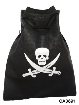 PIRATE TREASURE POUCH 30X24CM