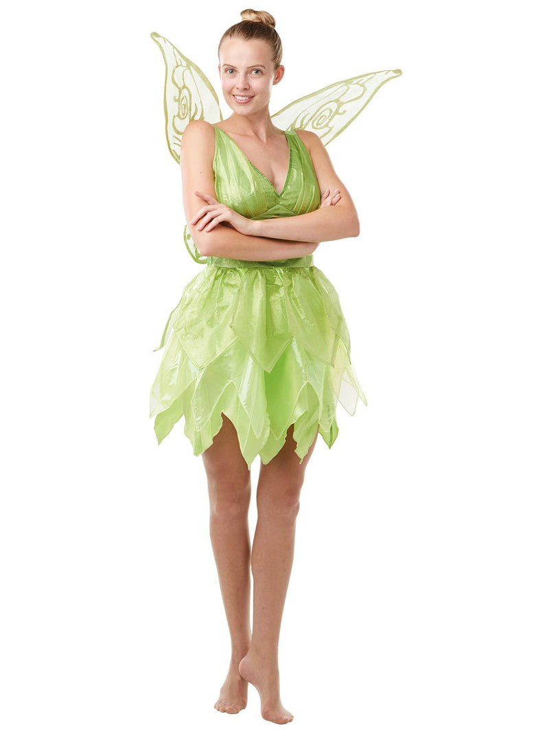 TINKERBELL DRESS & WINGS LARGE