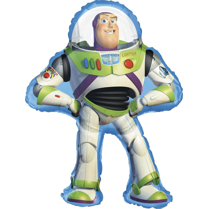 BALLOON FOIL SHAPE BUZZ LIGHTYEAR FULL