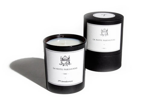 Bougie 7ème Arrondissement | Scented candle - 7th Arrondissement |