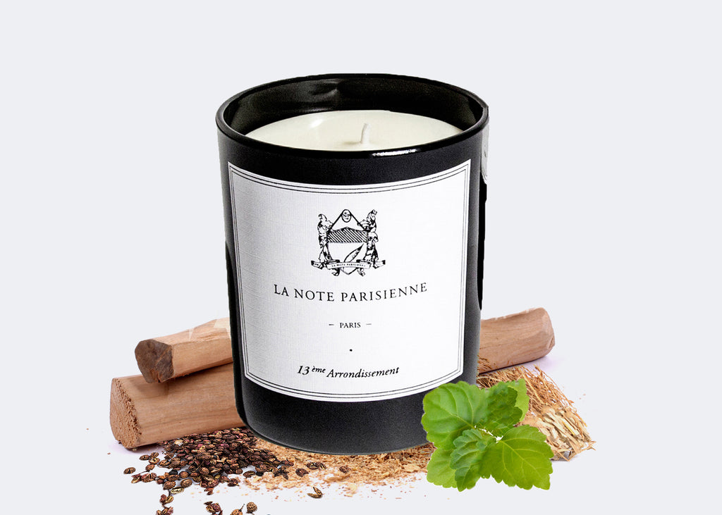 Bougie 13ème Arrondissement | Scented candle - 13th Arrondissement |