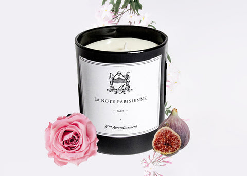 Bougie 6ème Arrondissement| Scented candle - 6th Arrondissement |