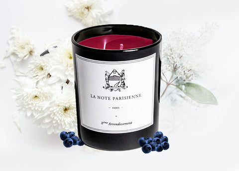 Bougie 8ème Arrondissement | Scented candle - 8th Arrondissement |