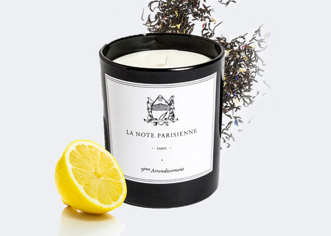 Bougie 9ème Arrondissement | Scented candle - 9th Arrondissement |