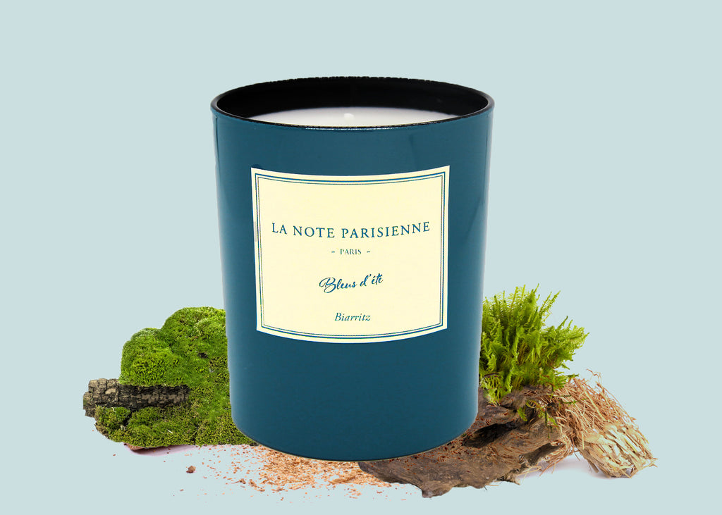 Bougie Biarritz | Scented candle - Biarritz |