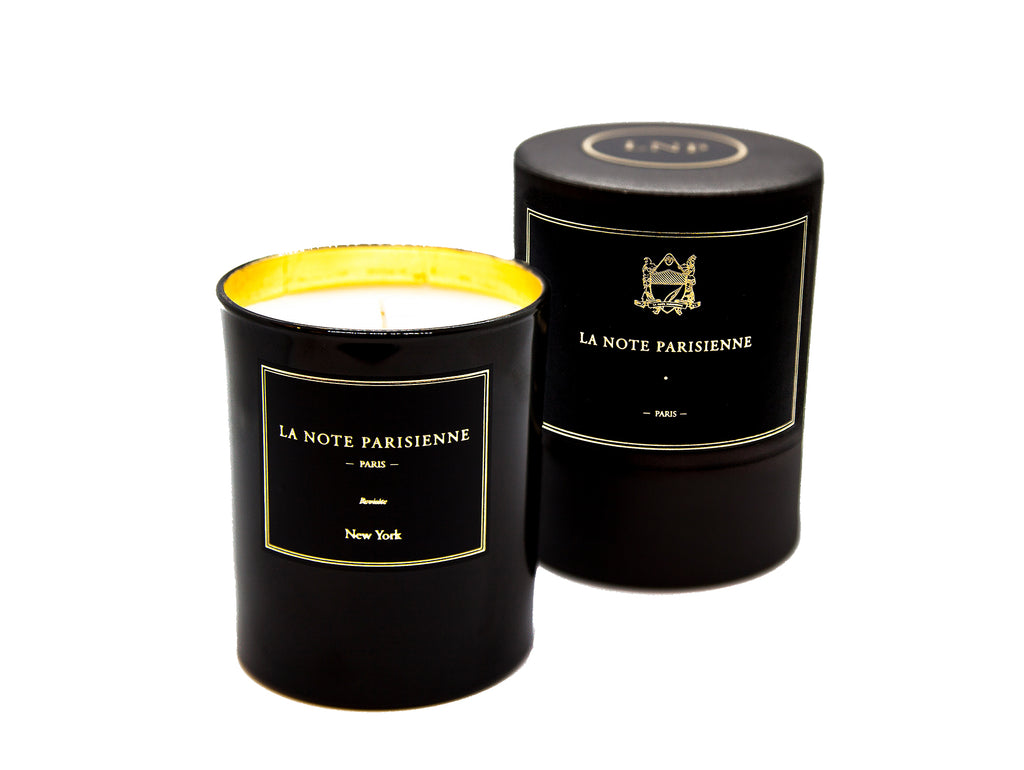 Bougie New York | Scented candle - New York |