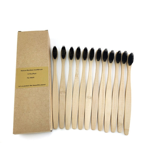 Bamboo Toothbrush Pack - Refill4Planet - Oral Care