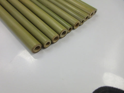 Wholesales Green Bamboo  Straw Set - Refill4Planet - Tableware